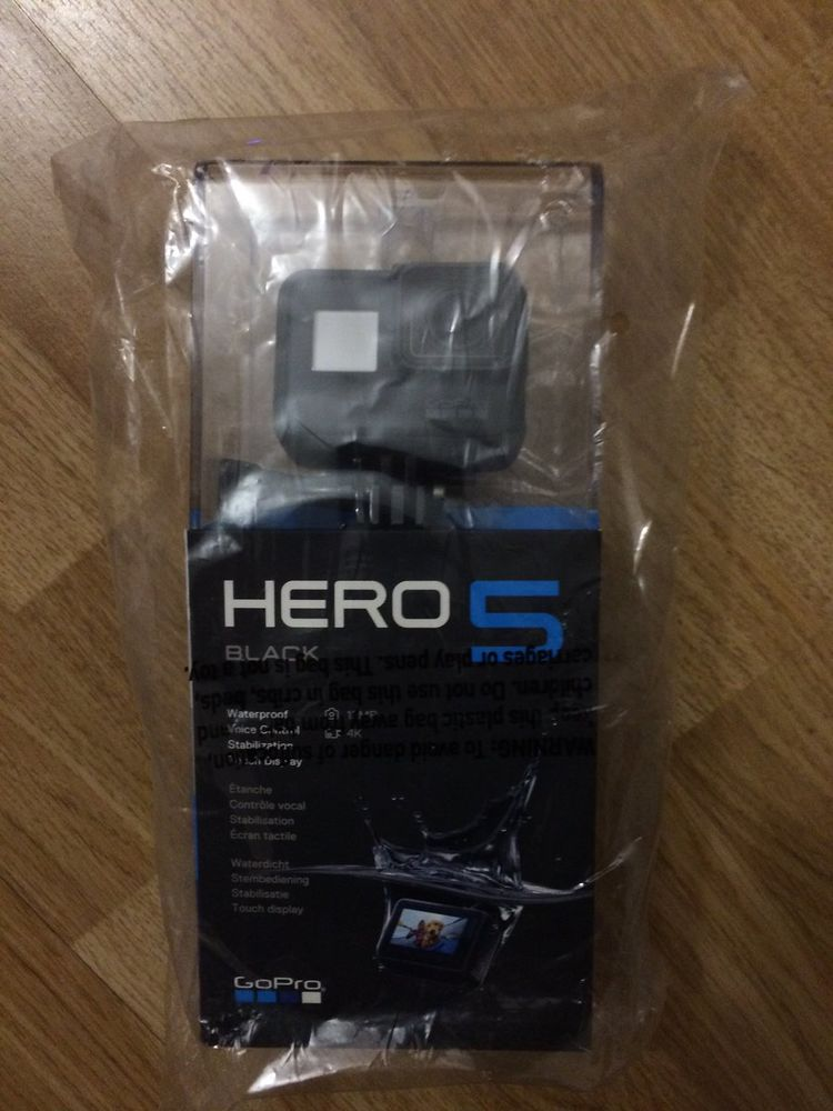 GO PRO HERO 5 Black Caméra de sport Photos/Video/TV