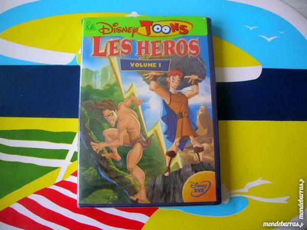 DVD LES HEROS Volume 1 - WALT DISNEY 8 Nantes (44)