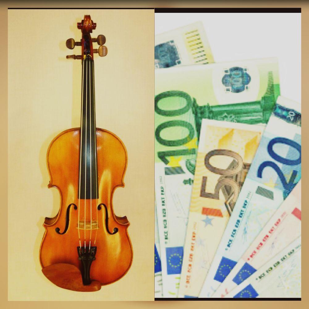 N'hésitez pas vous renseigner sur votre Violon  0 Paris 8 (75)