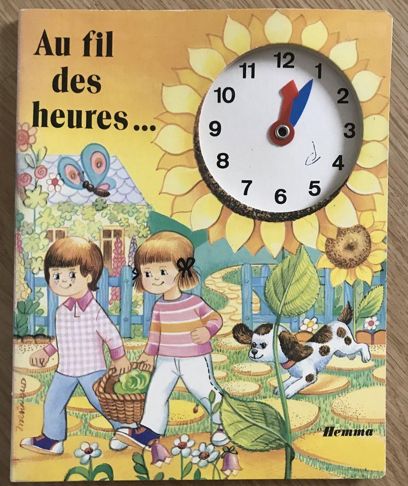 Au fil des heures Editions Hemma 2 Saâcy-sur-Marne (77)