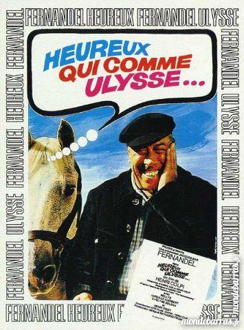 Dvd: Heureux qui comme Ulysse. (212) DVD et blu-ray