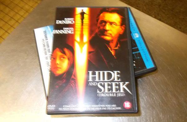 dvd hide and seek (trouble jeu) robert de niro 5 Monflanquin (47)