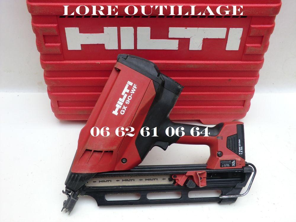 HILTI GX 90-WF - Cur de charpente 490 Cagnes-sur-Mer (06)