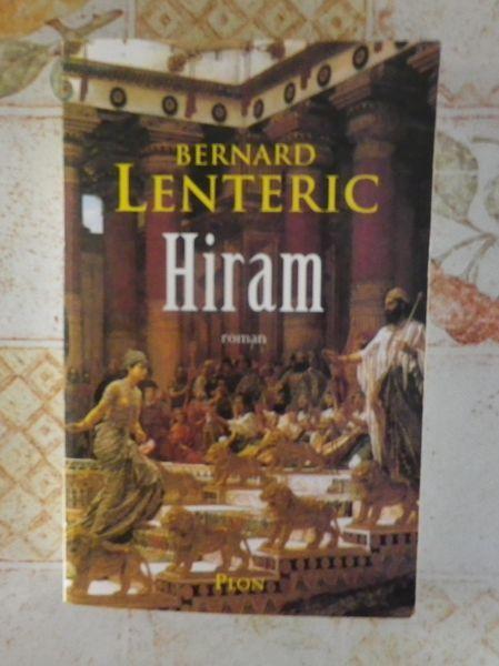 HIRAM par Bernard LENTERIC 6 Attainville (95)