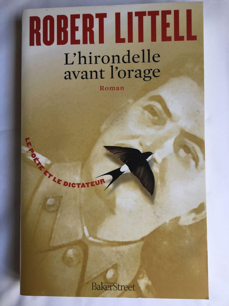 L'Hirondelle avant l'orage de Robert Littell  10 Paris 16 (75)