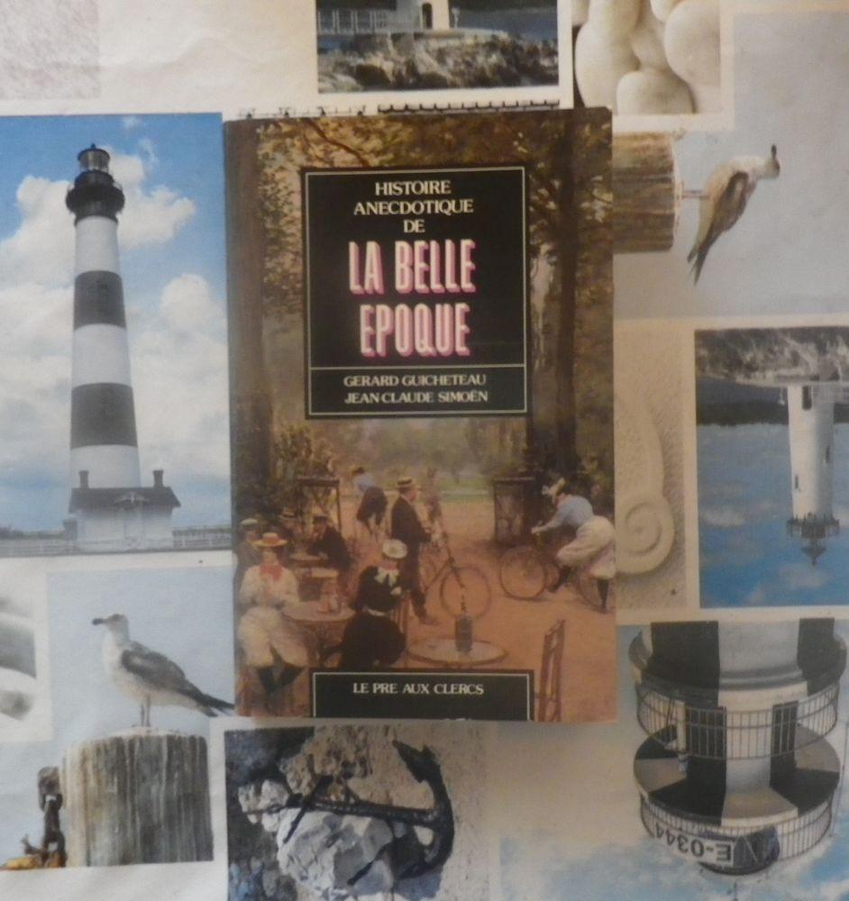 HISTOIRE ANECDOTIQUE DE LA BELLE EPOQUE (GUICHETEAU SIMOEN) 15 Bubry (56)