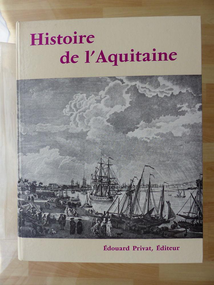 Histoire de l'Aquitaine 40 Mérignac (33)