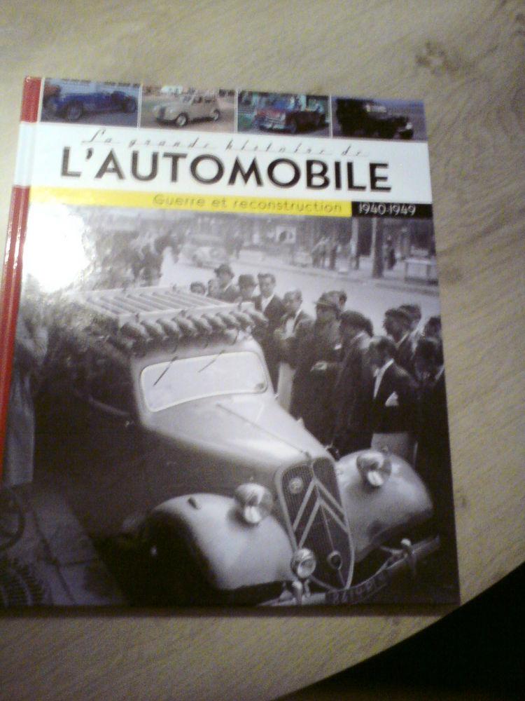 l'histoire de l'automobile de1940 à nos jours en 10 volumes 30 Beaufort-en-Vallée (49)