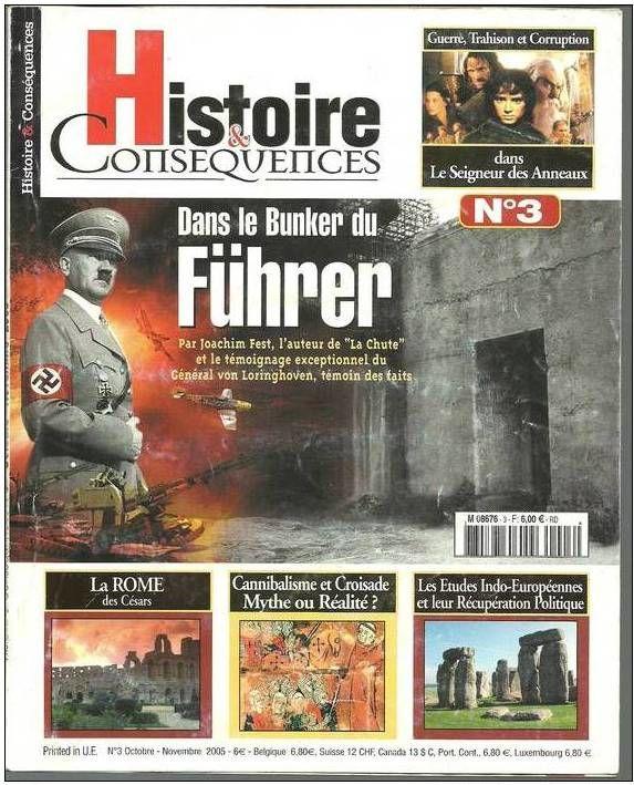 HISTOIRE et CONSEQUENCES N° 3  2 Montauban (82)