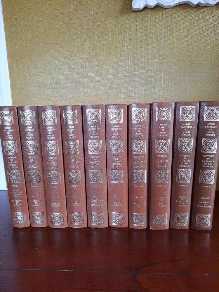 Histoire de la France et des Français en 10 volumes  50 Estos (64)