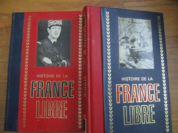 Histoire de la France libre  par B.Michal 4 Sathonay-Village (69)