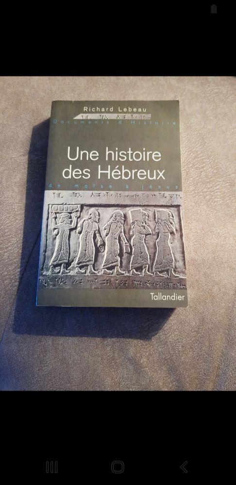 Une histoire des hébreux 7 Mandelieu-la-Napoule (06)