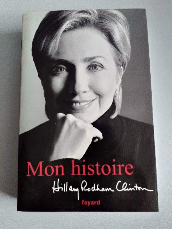 Mon histoire  Hillary Clinton .  5 Saint-Jean (31)