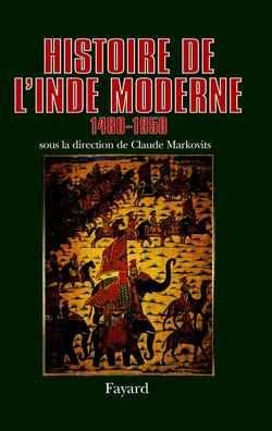 Histoire de l'inde moderne - (1480-1950) 15 Rennes (35)