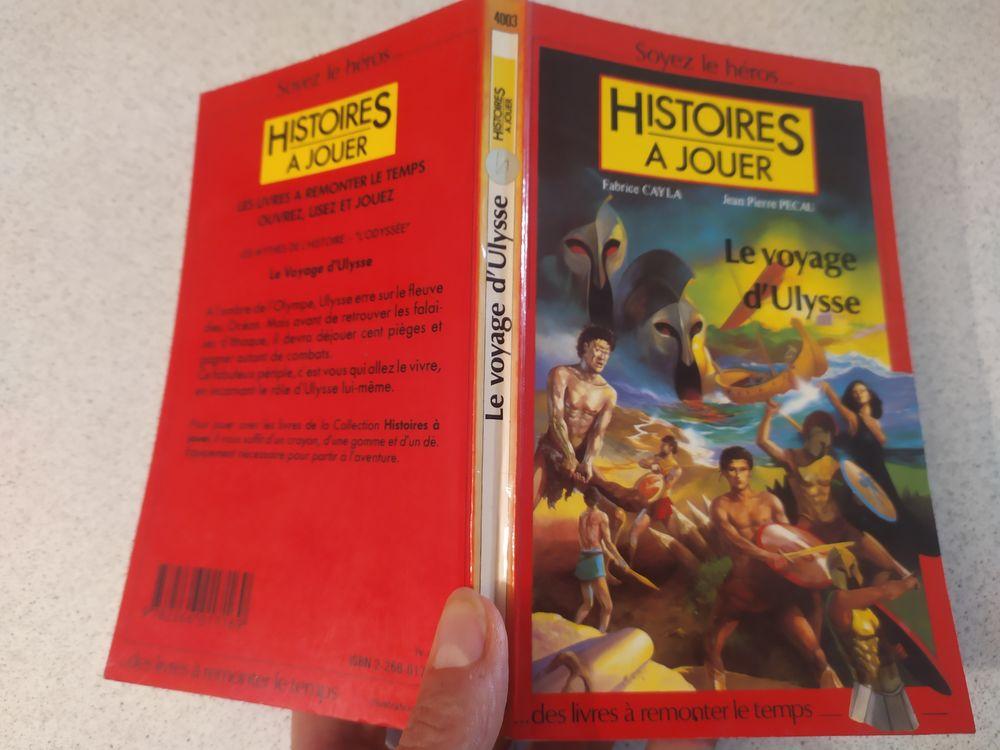 Histoire à jouer  Le voyage d'Ulysse  : Soyez le héros 3 Tournefeuille (31)