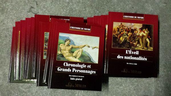 520c11777e5 L histoire du monde - Larousse Livres et BD