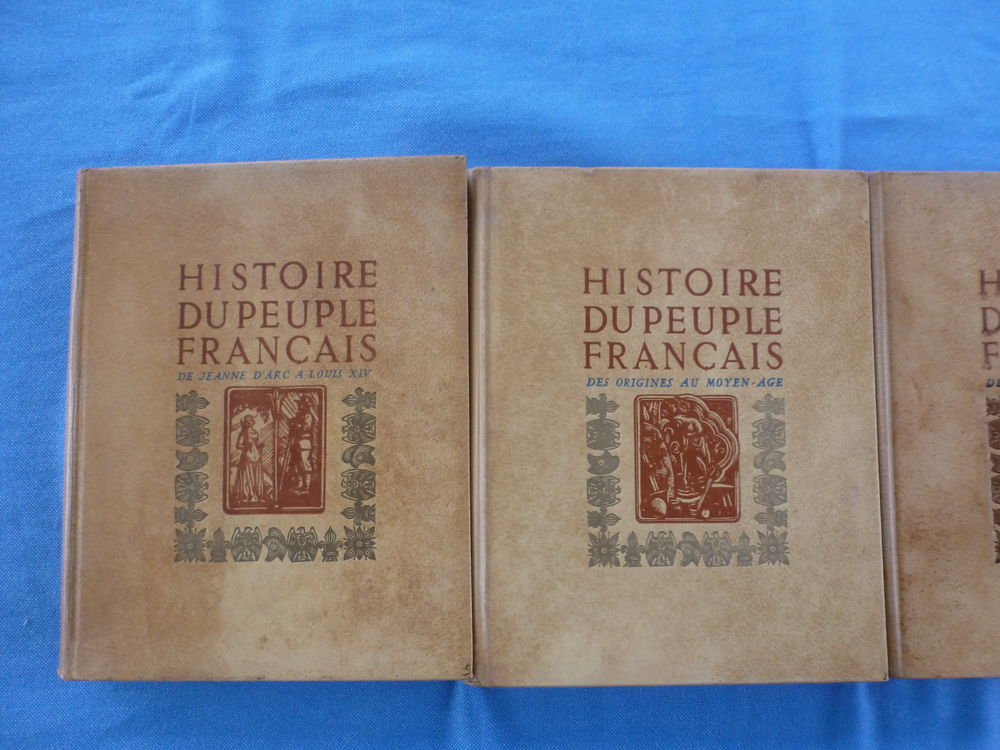 HISTOIRE DU PEUPLE FRANÇAIS    80 Saint-Maixent-sur-Vie (85)