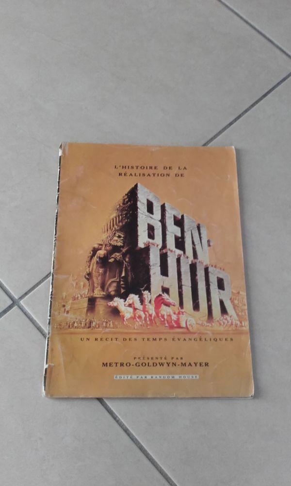 L'histoire de la réalisation du film BEN HUR 25 Milly-la-Forêt (91)