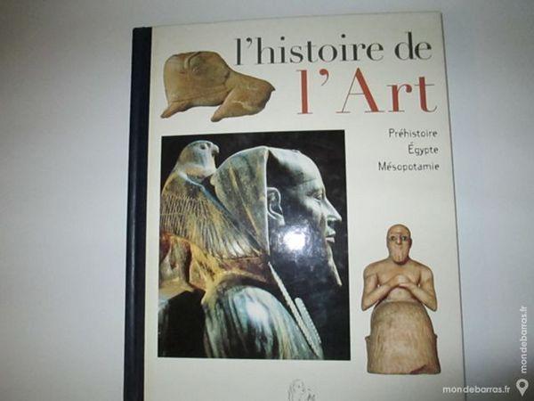 histoire de l'art (roman gothique) LAROUSSE 20 Alfortville (94)