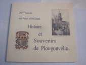 HISTOIRE ET SOUVENIRS DE PLOUGONVELIN 10 Brest (29)