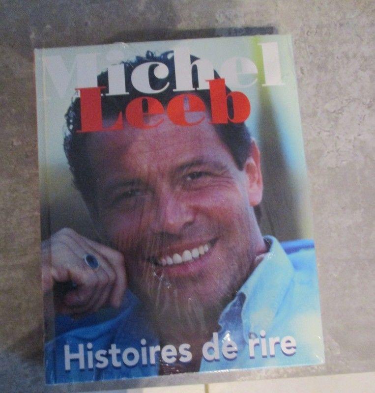 Histoires de rire Michel Leeb neuf sous blister 6 Bilieu (38)