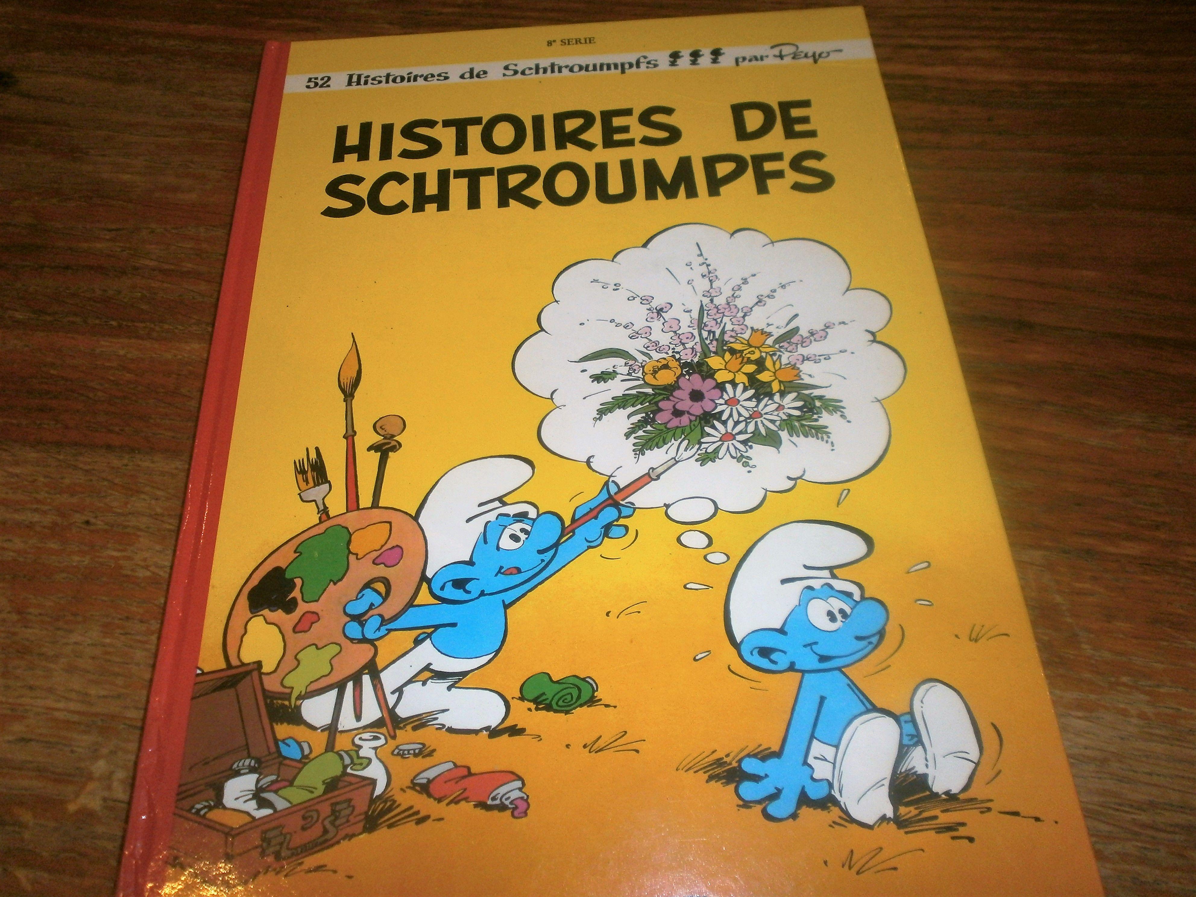 Histoires de Schtroumps 5 Allassac (19)
