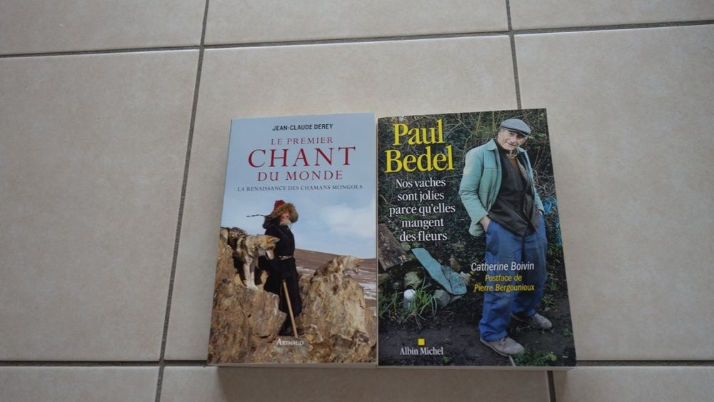 Histoires vraies et du monde: Paul Bedel, Jean Claude Derey 3 Hyères (83)