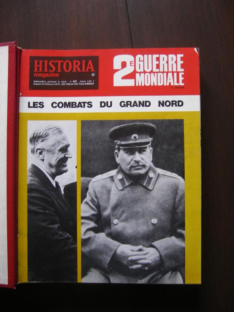 Historia magazine 2ème guerre mondiale (2ème édition) N°6 4 Saint-Jean (31)