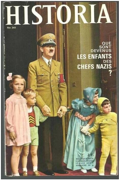 HISTORIA n° 241 Que sont devenus les enfants des chefs nazis 2 Montauban (82)