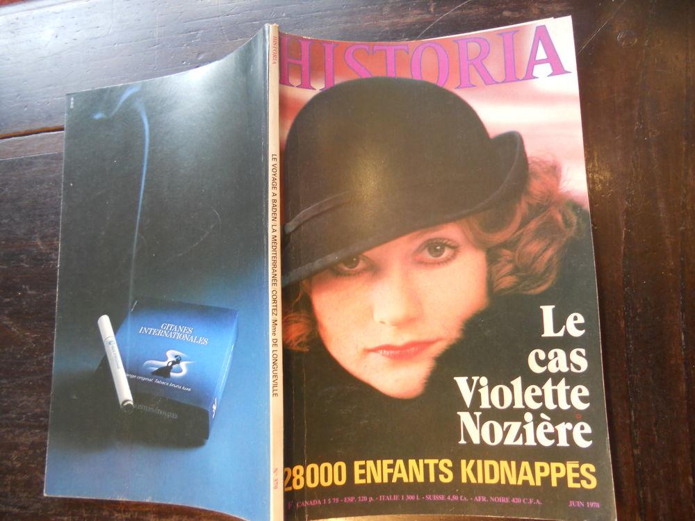 HISTORIA LE CAS VIOLETTE NOZIÈRE No 379 / juin 1978 3 Tours (37)