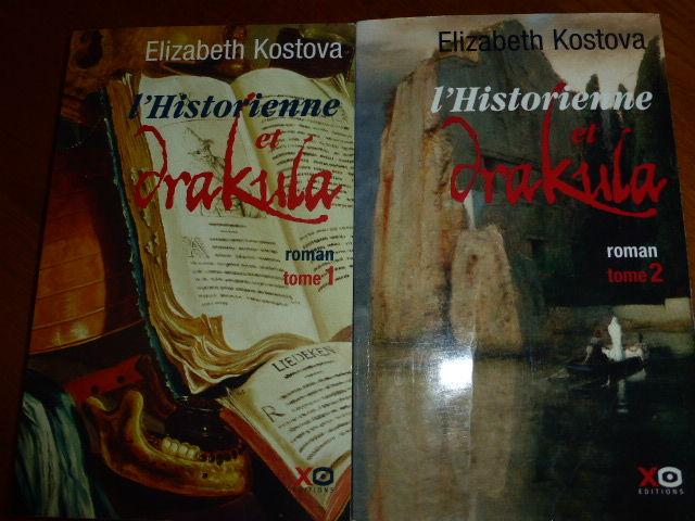 L'historienne et Drakula - Elisabeth Kostova 10 Rueil-Malmaison (92)