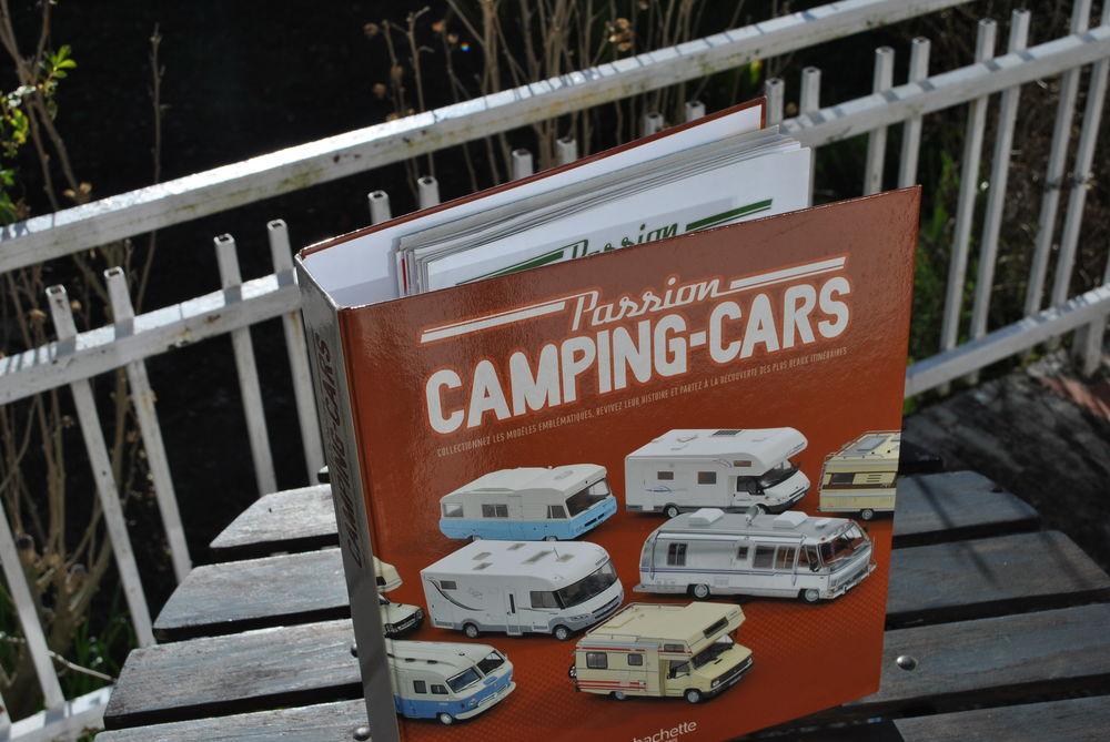 9 historiques  de camping cars  30 Foix (09)