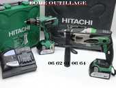 HITACHI DH 18DSL + DV 18DBEL 370 Cagnes-sur-Mer (06)