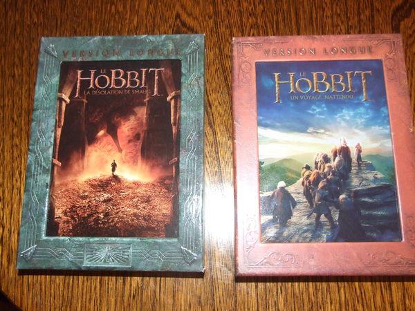 DvD le Hobbit 1 et 2 - édition spéciale version longue  20 Villers-lès-Nancy (54)