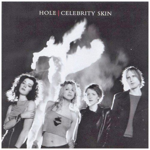 CD HOLE  Celebrity skin  NEUF 3 Tulle (19)
