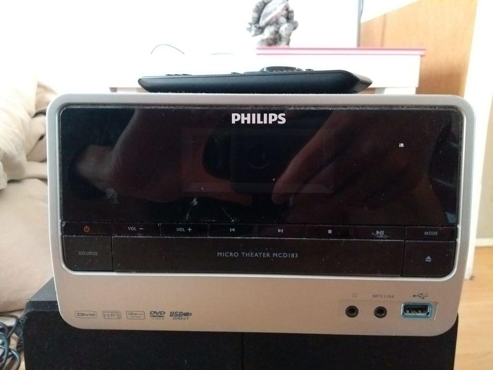 Home cinéma Philips MCD 183 70 Paris 18 (75)