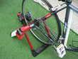 Home trainer velo + block roue avant Vélos