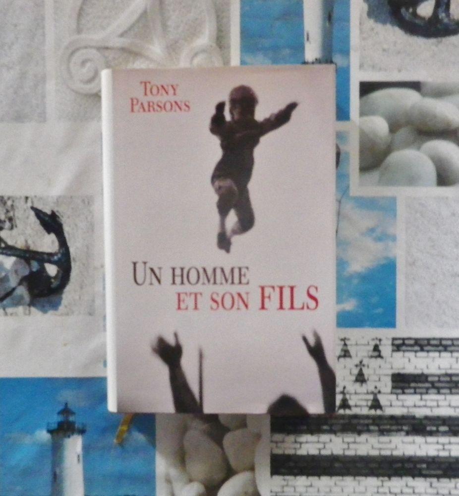 UN HOMME ET SON FILS de Tony PARSONS Ed. France Loisirs 4 Bubry (56)