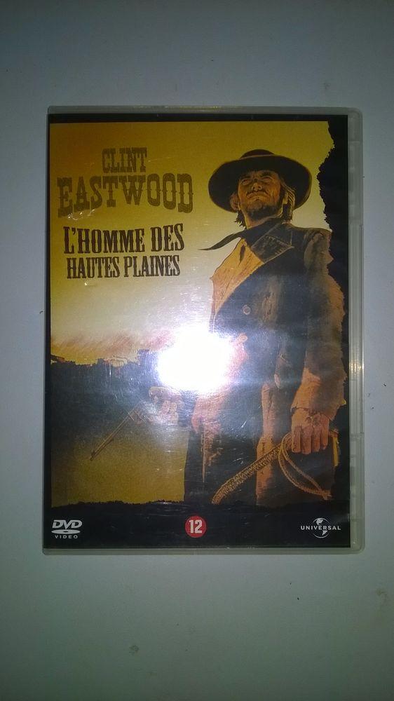 DVD L'homme de hautes plaines clint eastwood 1973 10 Talange (57)