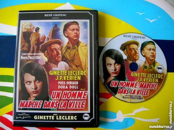 DVD UN HOMME MARCHE DANS LA VILLE - René CHATEAU G 9 Nantes (44)