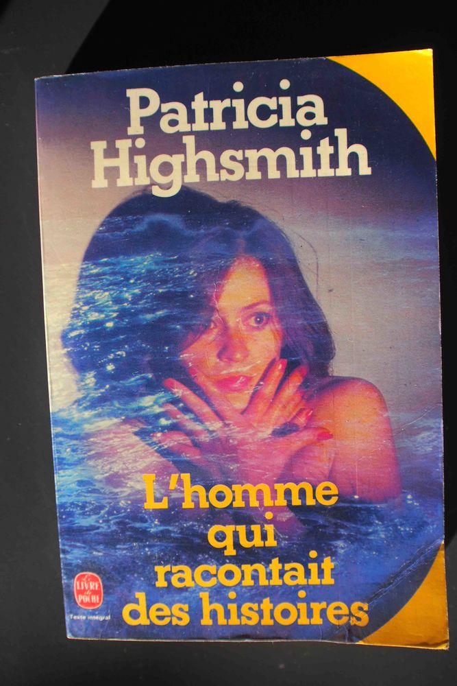 L'homme qui racontait des histoires- Patricia Highsmith, 2 Rennes (35)