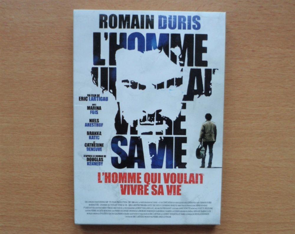 DVD L'homme qui voulait vivre sa vie 2 Lille (59)