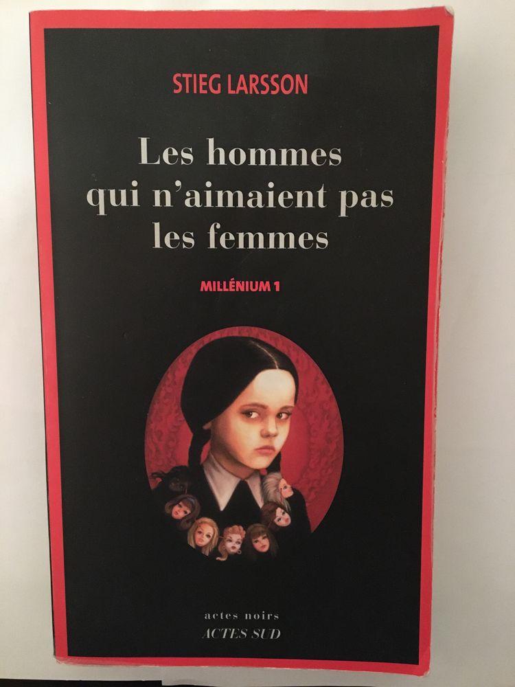 Les hommes qui n'aimaient pas les femmes de Stieg Larsson 7 Paris 16 (75)