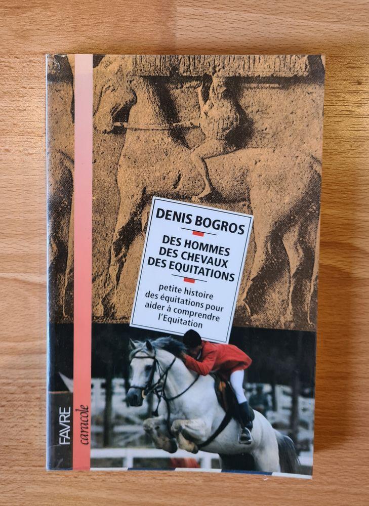 Des hommes, des chevaux, des équitations  par  Denis Bogros 6 Jeumont (59)