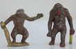 Hommes singes TARZAN figurines plomb anciennes Jeux / jouets