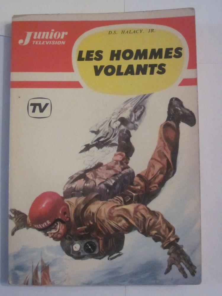LES HOMMES VOLANTS  par  HALACY JR 3 Brest (29)