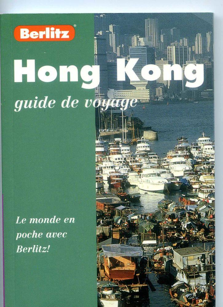 HONG KONG - Guide de voyage, Livres et BD