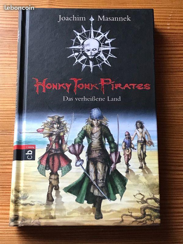 Honky Tonk Pirates - La Terre Promise 7 Strasbourg (67)
