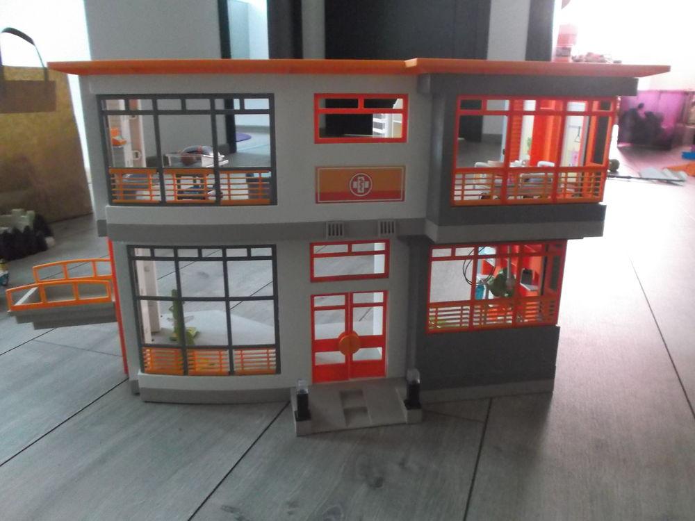 Hôpital pédiatrique Playmobil 50 Ostheim (68)