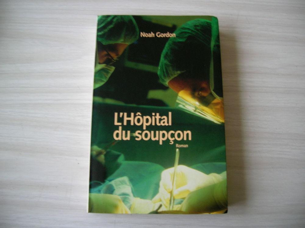 L'HOPITAL DU SOUPCON Noah GORDON 9 Nantes (44)